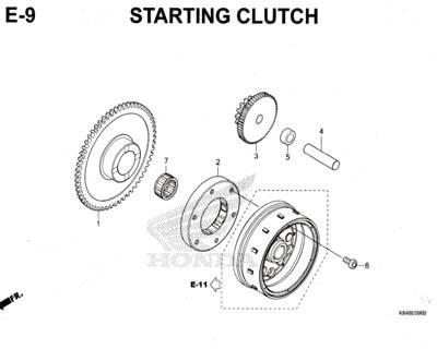 E9-Starting-Clutch-Honda-Crf-150L