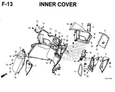 F-13-Inner-Cover-Pcx-150-K97