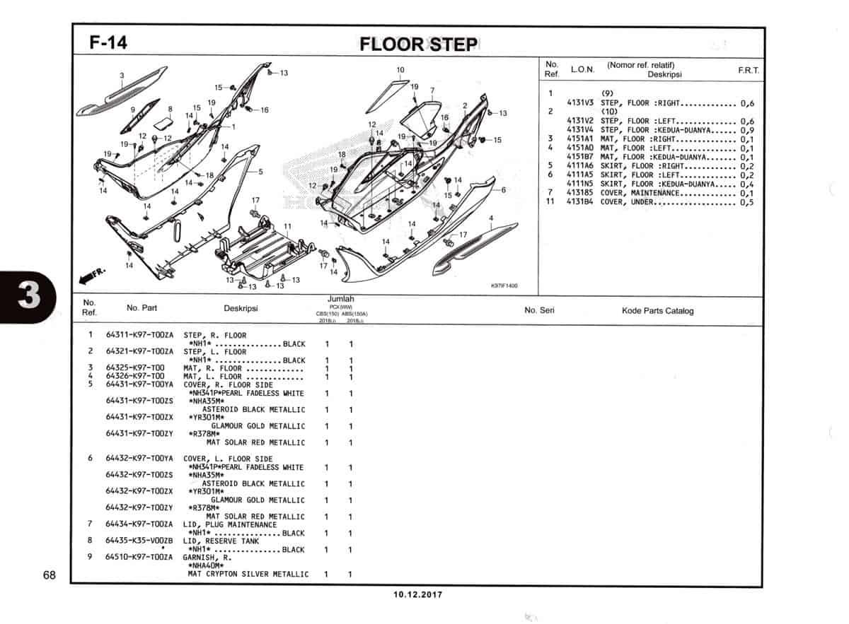F-14-Floor-Step-Katalog-Pcx-150-K97