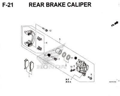 F-21-Rear-Brake-Caliper-Pcx-150-K97