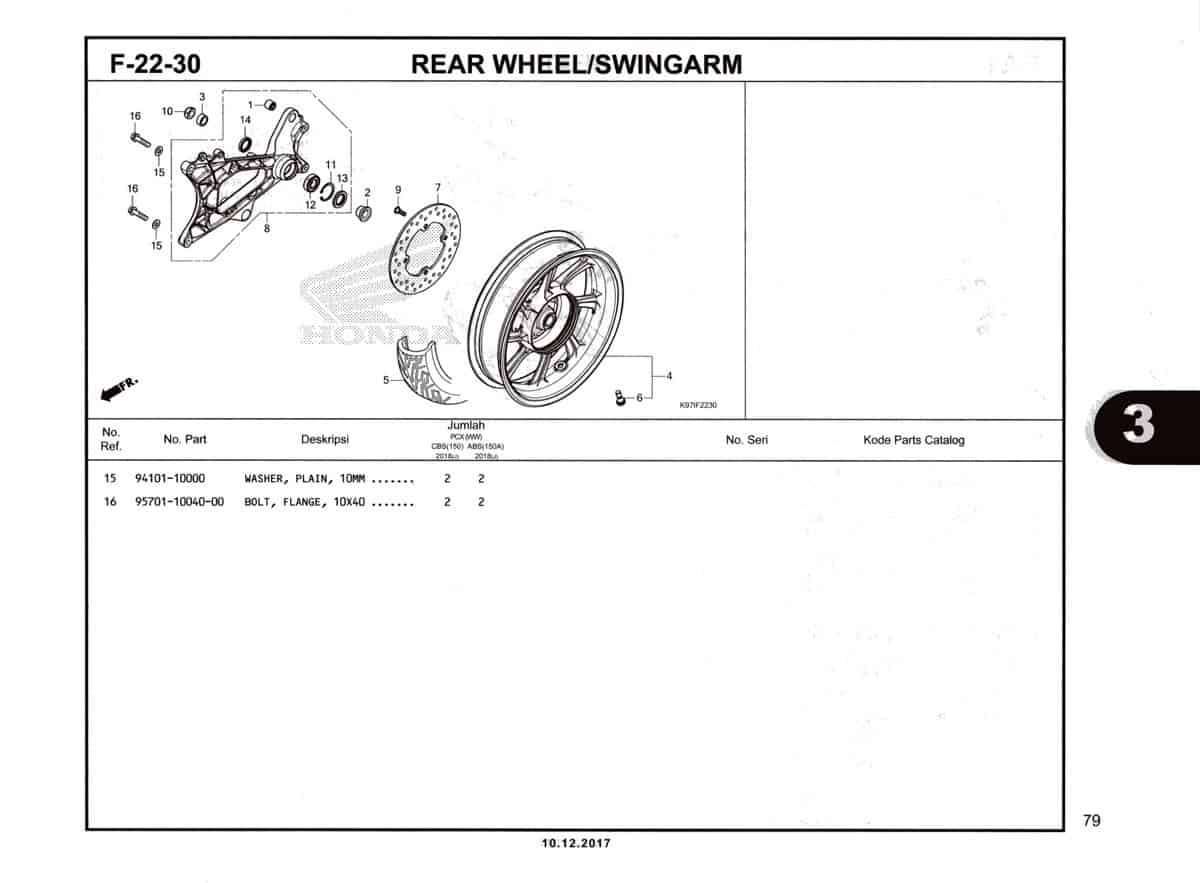 F-22-30-Rear-Wheel-Swingarm-Katalog-Pcx-150-K97
