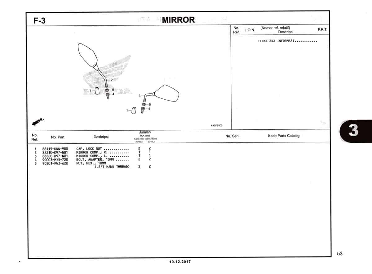 F-3-Mirror-Katalog-Pcx-150-K97