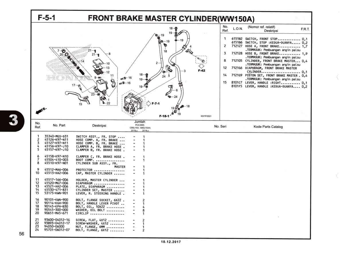 F-5-1-Front-Brake-Master-Cylinder-(WW150A)-Katalog-Pcx-150-K97