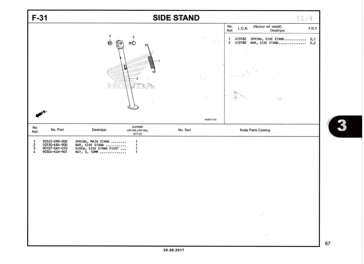 F31-Side-Stand-Katalog-Honda-Crf-150L