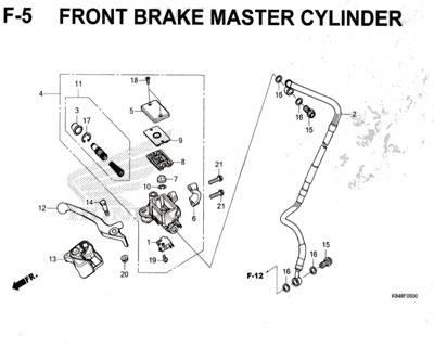 F5-Front-Brake-Master-Cylinder-Honda-Crf-150L