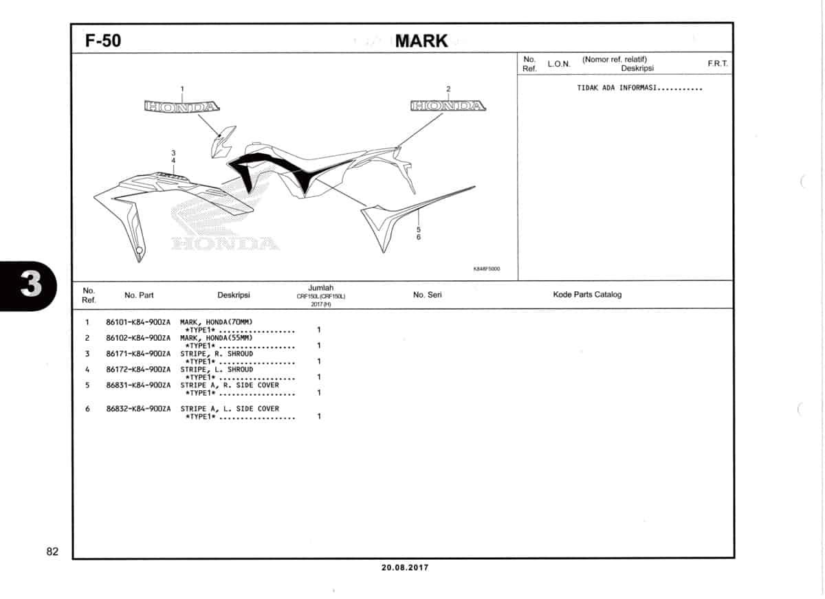 F50-Mark-Katalog-Honda-Crf-150L