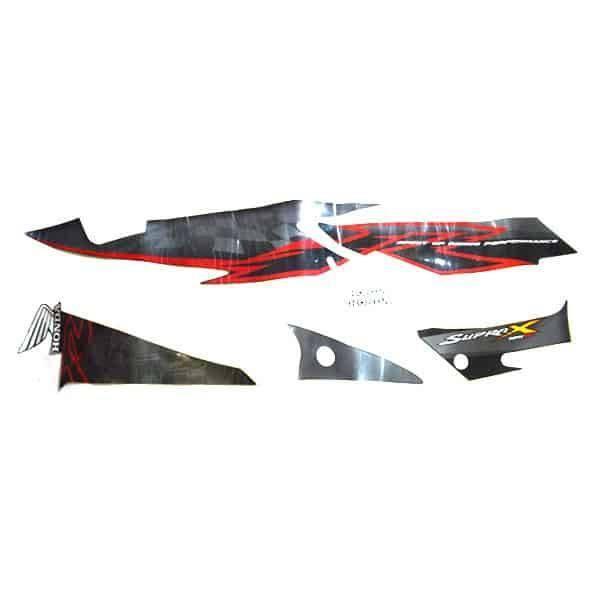 Stripe Phantom Blk L & R 871X0KVLN40ZA