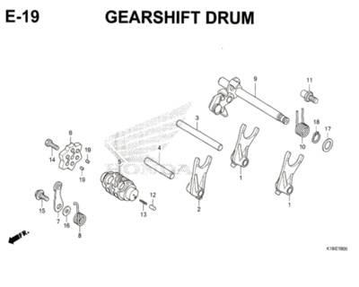 E-19-Gearshift-Drum-CB150-Verza