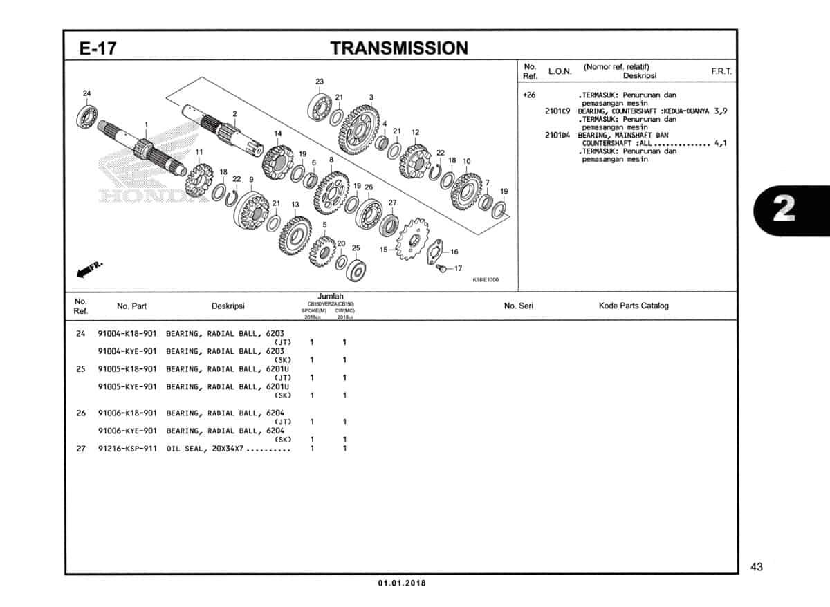 E17-Transmission-Katalog-CB150-Verza
