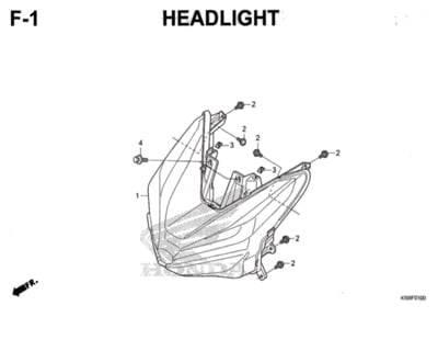 F-1-Headlight-New-Vario-150-K59J