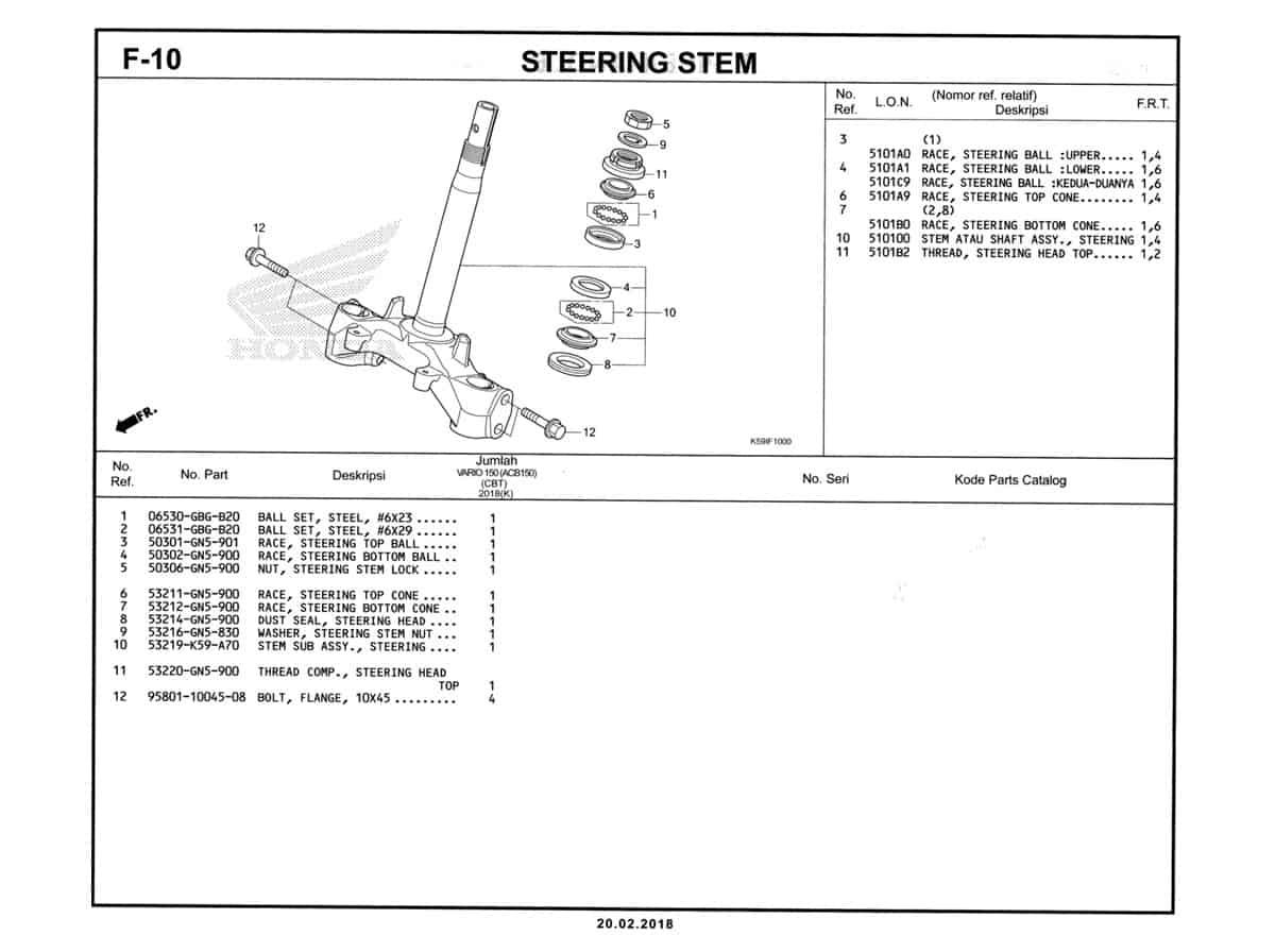 F-10-Steering-Stem-Katalog-New-Vario-150-K59J