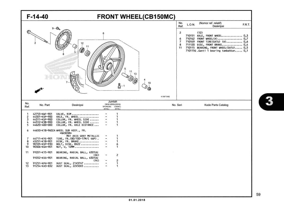 F-14-40-Front-Wheel-(CB150MC)-Katalog-CB150-Verza