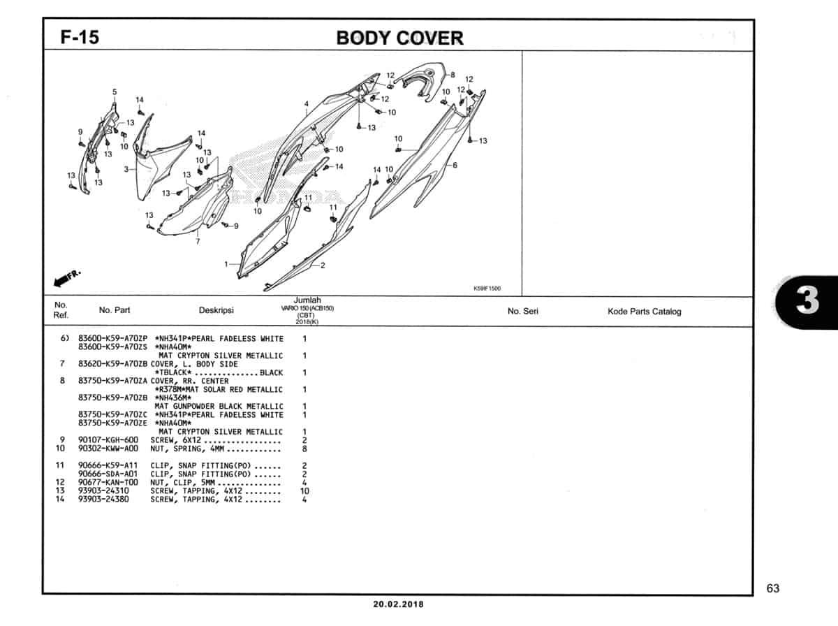 F-15-Body-Cover-Katalog-New-Vario-150-K59J