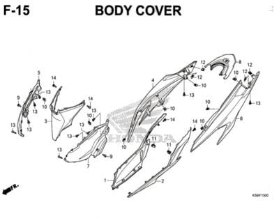 F-15-Body-Cover-New-Vario-150-K59J