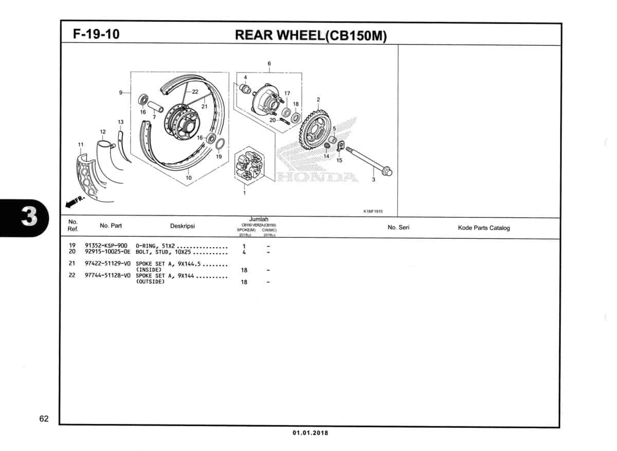 F-19-10-Rear-Wheel-(CB150M)-Katalog-CB150-Verza