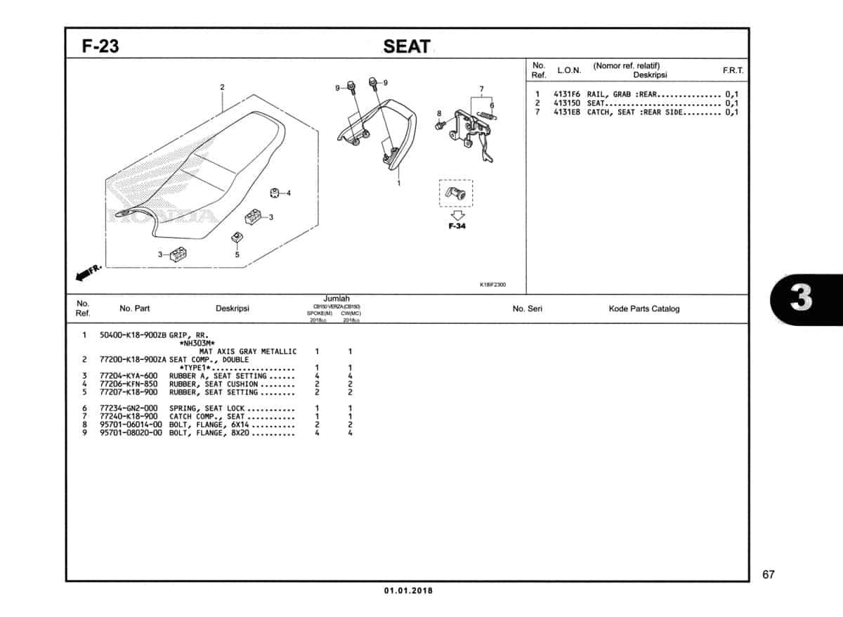 F-23-Seat-Katalog-CB150-Verza