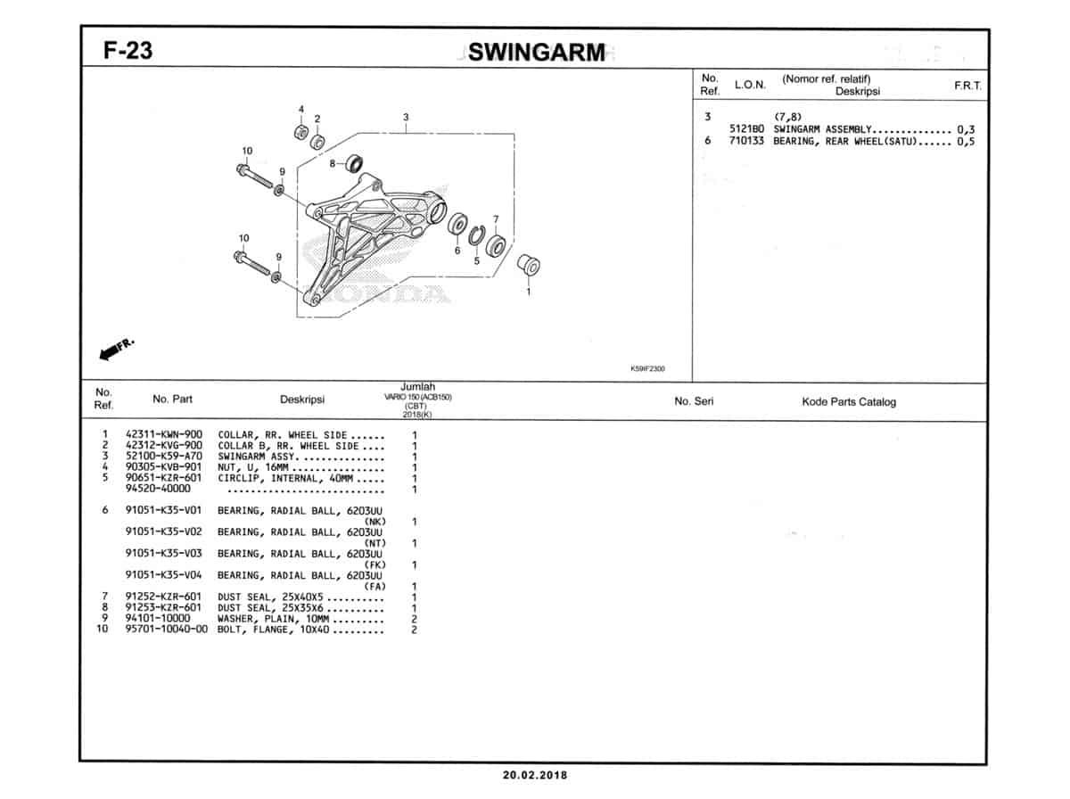 F-23-Swingarm-Katalog-New-Vario-150-K59J