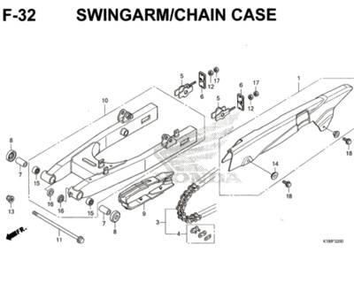 F-32-Swingarm-Chain-Case-CB150-Verza