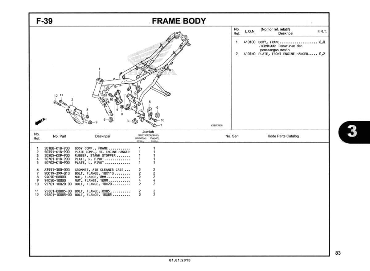 F-39-Frame-Body-Katalog-CB150-Verza