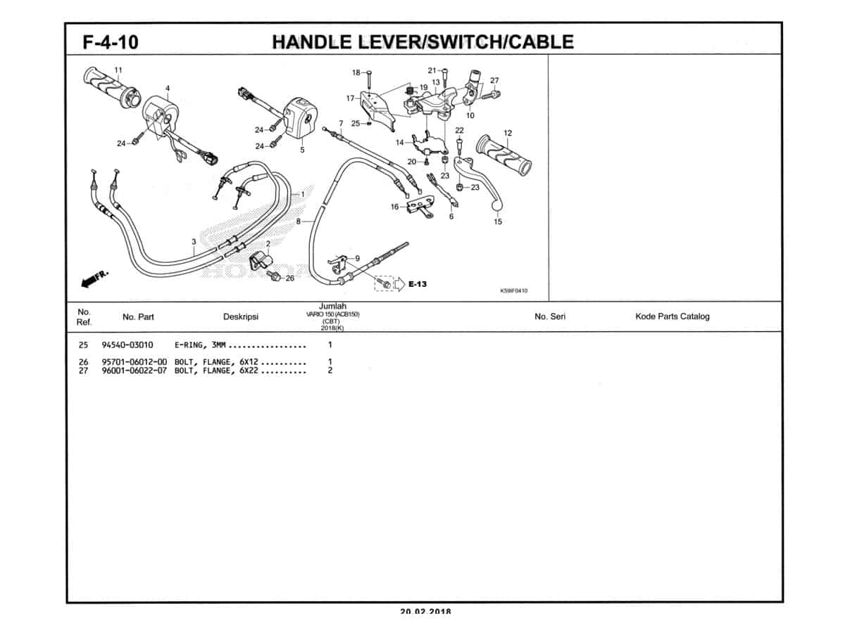F4-10-1-Handle-Lever-Switch-Cable-Katalog-New-Vario-150-K59J