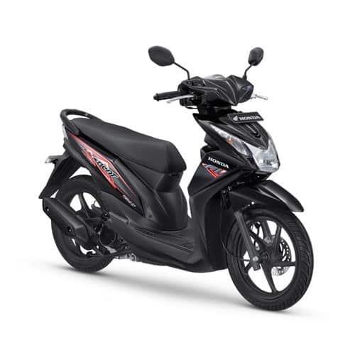 Honda BeAT FI Black