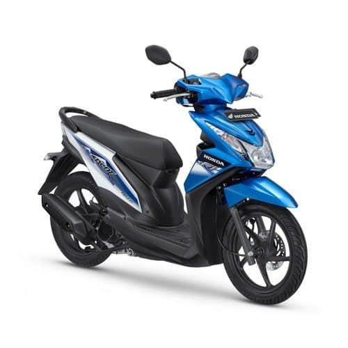 Honda BeAT FI Blue