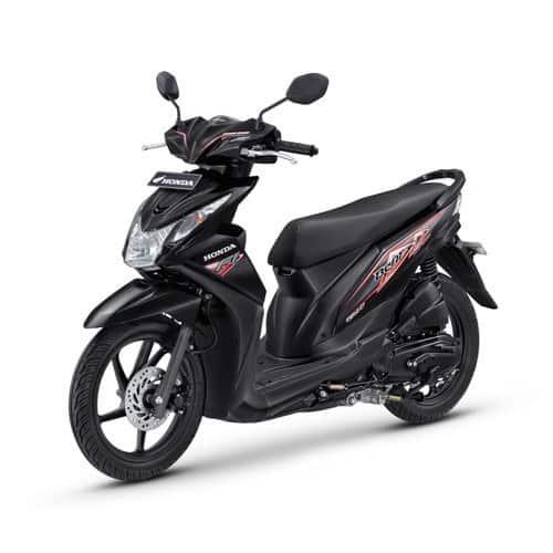 Honda BeAT FI CBS Black
