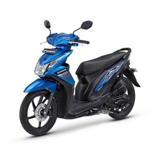 Honda BeAT FI CBS Blue