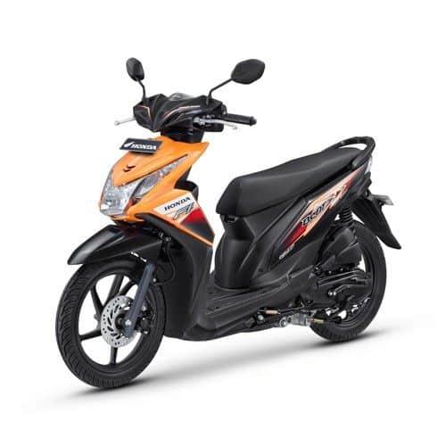 Honda BeAT FI CBS Orange