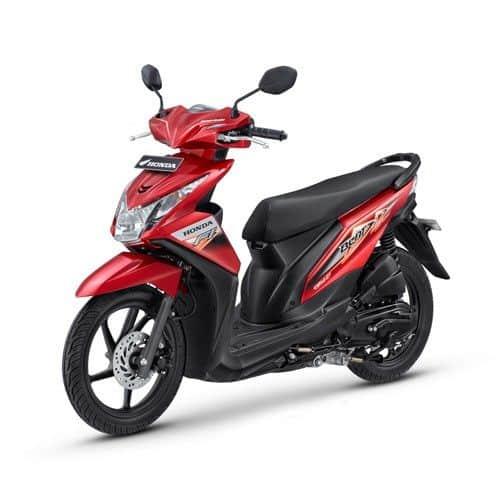 Honda BeAT FI CBS Red