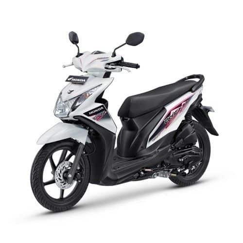 Honda BeAT FI CBS White