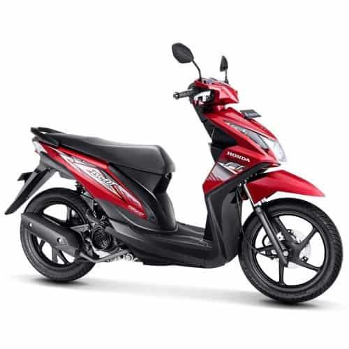 Honda BeAT FI CW Electro Red