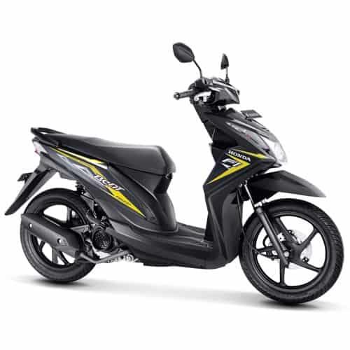 Honda BeAT FI CW Power Black