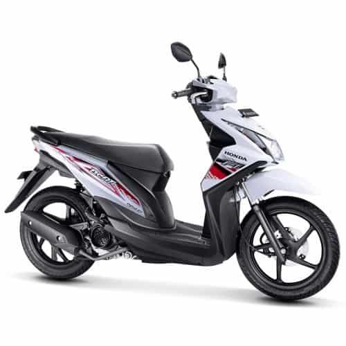 Honda BeAT FI CW Techno White