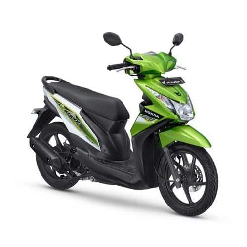 Honda BeAT FI Green