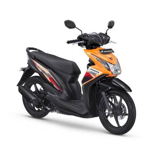 Honda BeAT FI Orange