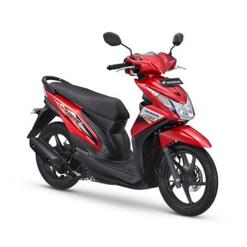 Honda BeAT FI Red