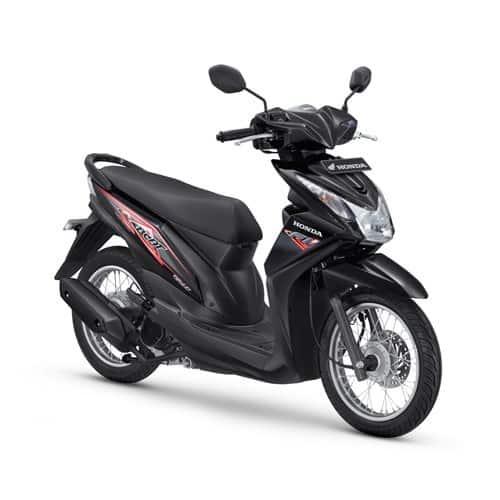 Honda BeAT FI Spoke Black