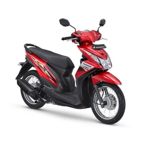 Honda BeAT FI Spoke Red