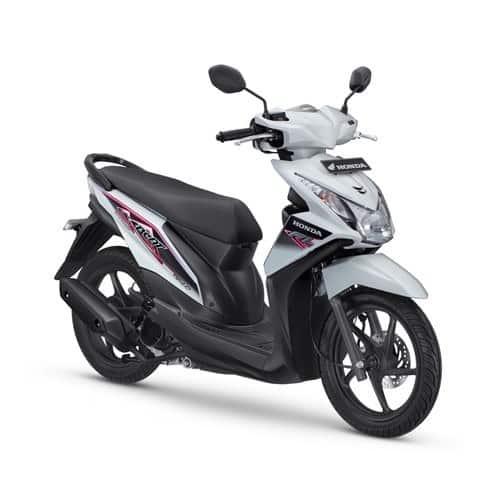 Honda BeAT FI White