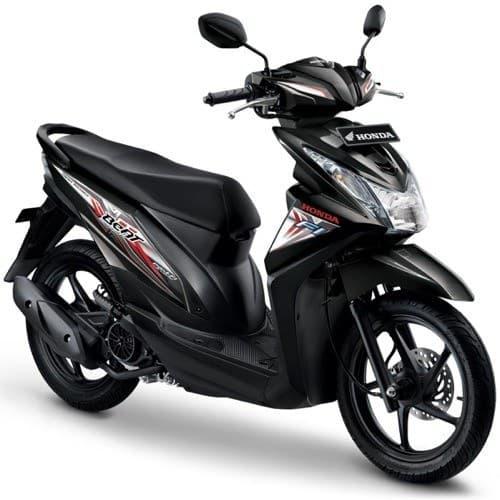Honda BeAT eSP Black