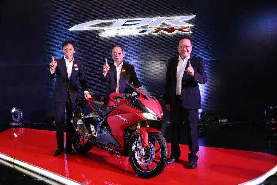 Peluncuran New Honda CBR250RR