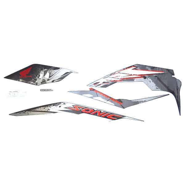 Stripe Set Mat Black L 871X0K56NC0ZAL