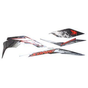 Stripe Set Mat Black R 871X0K56NC0ZAR
