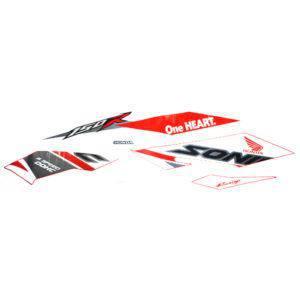 Stripe Set Winning Red R 871X0K56NB0ZAR
