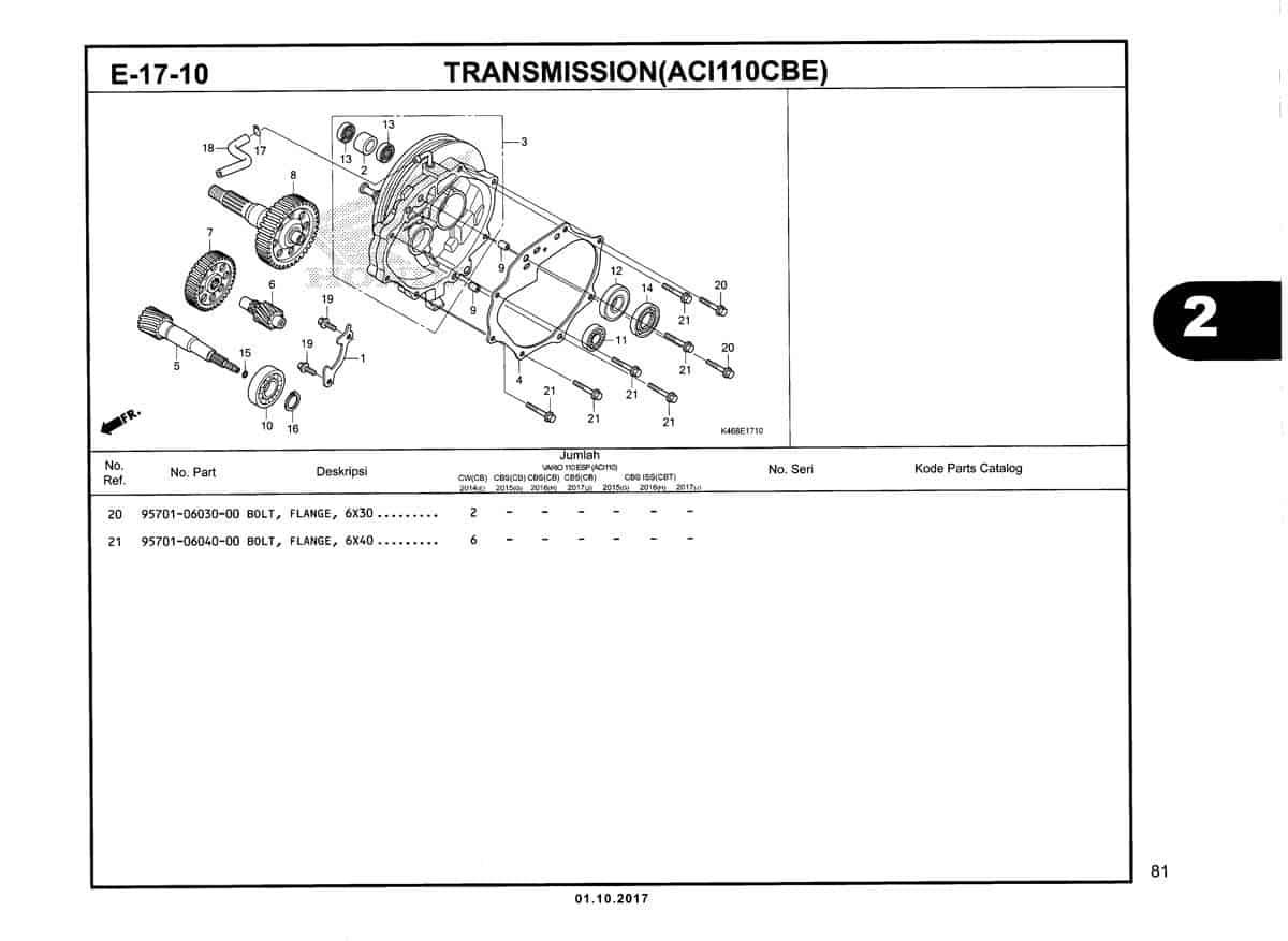 E-17-10-Transmission-(ACI110CBE)-Katalog-New-Vario-110