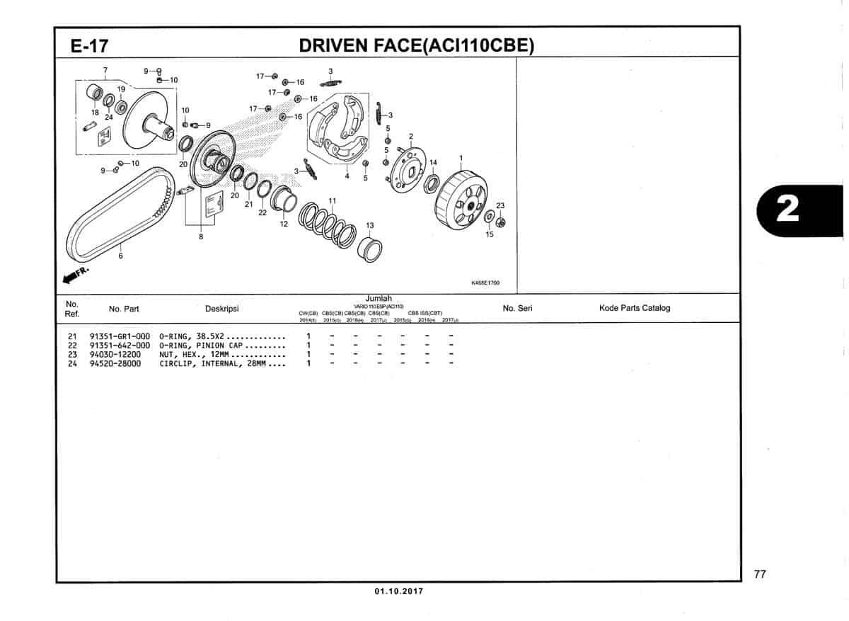 E-17-Driven-Face-(ACI110CBE)-Katalog-New-Vario-110