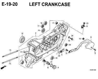 E-19-20-Left-Crankcase-New-Vario-125-K60R