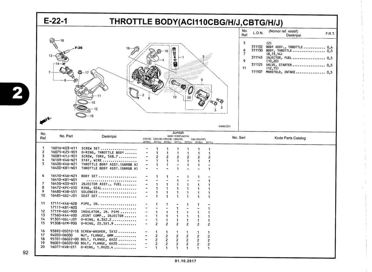 E-22-1-Throttle-Body-(ACI110CBG/H/J,CBTG/H/J)-Katalog-New-Vario-110