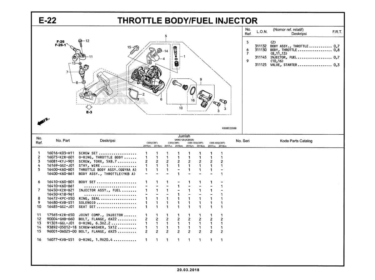 E-22-Throttle-Body-Fuel-Injector-Katalog-New-Vario-125-K60R